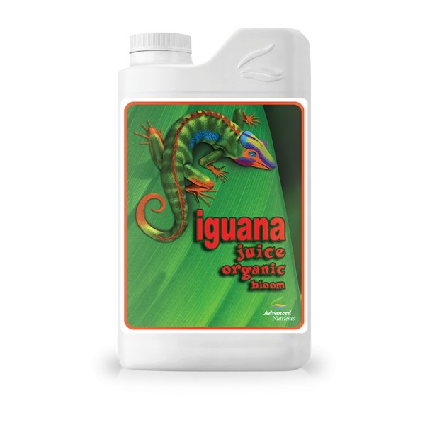 Iguana Juice Organic Bloom 1l
