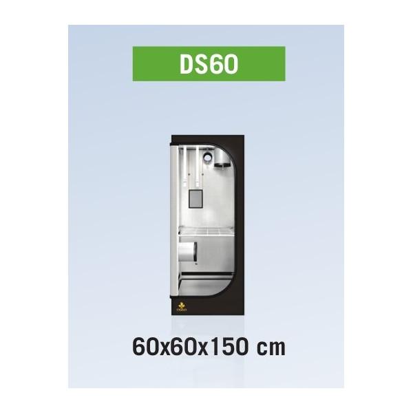 Dark Street 60 Rev 2,5 60x60x140cm