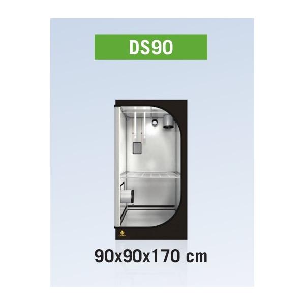 Dark Street 90 Rev 2,5 90x90x170cm