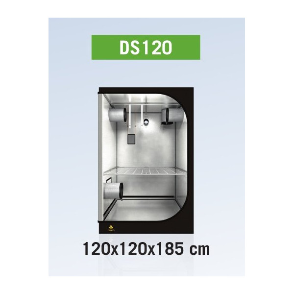 Dark Street 120 Rev 2,5 120x120x185cm