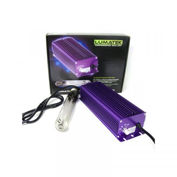 Elektronický předřadník s výbojkou Lumatek UltimatePro 400-660W/400V