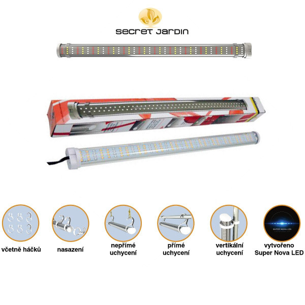 LED BLOOM 26W květ, 2100-3000K, 54cm