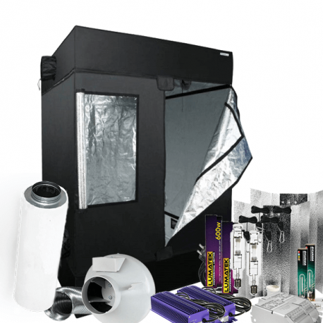 BOX DR 300w PROFI 2x 1000w (32-50 rostliny)