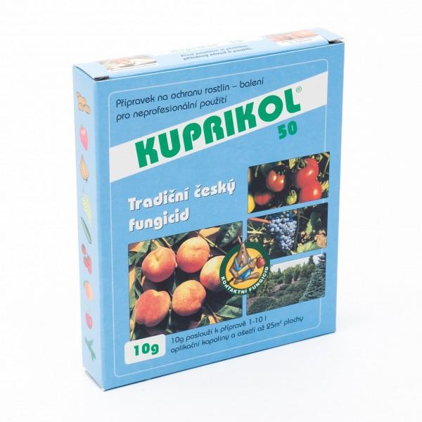 Kuprikol 50 - 10g prášek