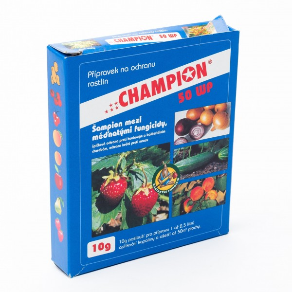 Champion 50 'WP - 10g