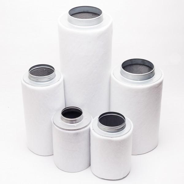 Pachový filtr Eco 240m3/h / 125mm K2600