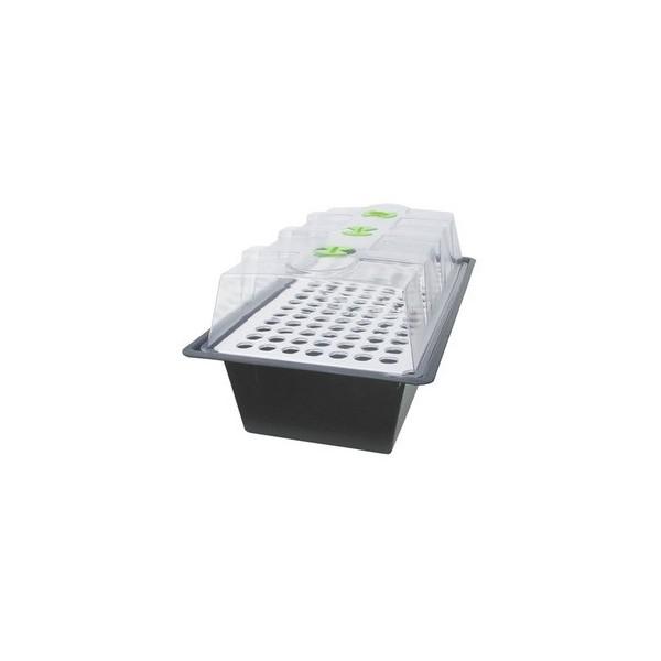 Aeroponická řízkovnice pro 105 rostlin (115x63x27)cm