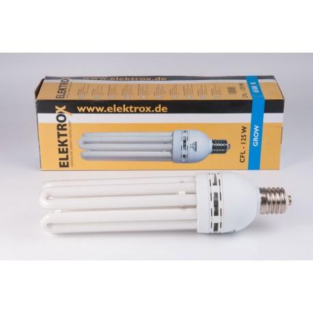 Úsporná zářivka ELEKTROX 125w, 6500K růst