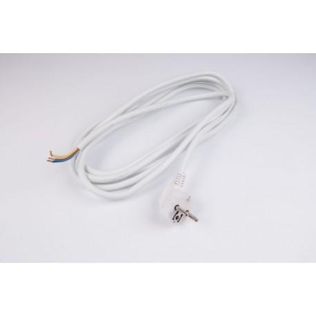 Flexi kabel s koncovkou (zástrčka) 3x1,5mm – 3m