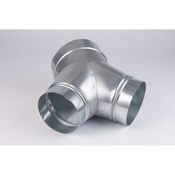 Y-spoj 2x125 / 1x160 mm