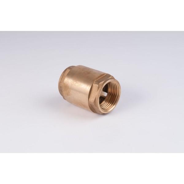 Zpětný ventil mosaz 25mm