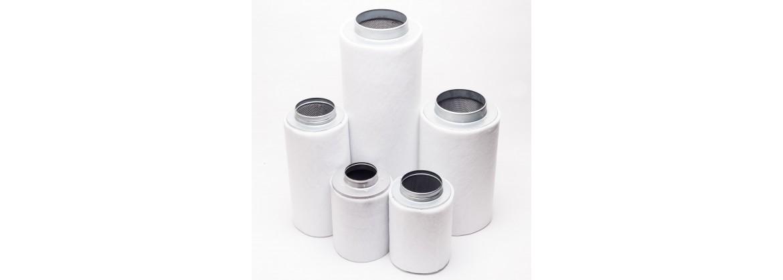 Pachové filtry a tlumiče